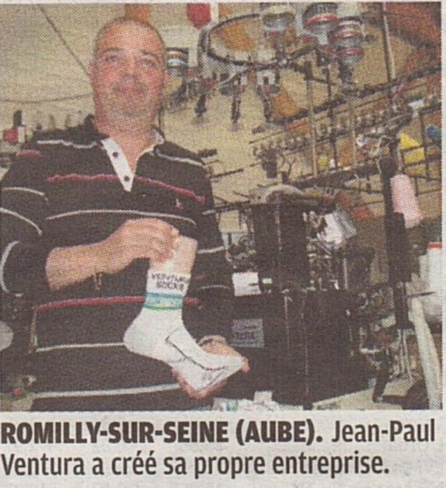 La Chaussette reprend pied à Romilly